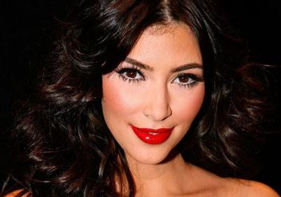 Kim Kardashian Celebrity Make up