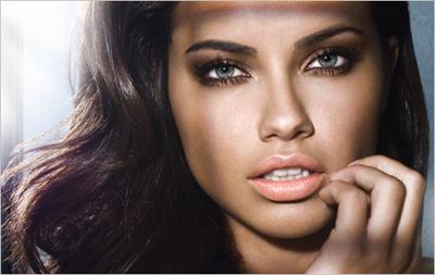 Adriana Lima Celebrity Make up