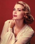 Grace Kelly Waved Bob Hairstyle