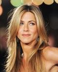 Jennifer Aniston Choppy Layers Hairstyle