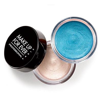 What color combination of your cream eyeshadow will make my hazel eyes (which have green and gold and blue in them) appear green or blue My eyes are hazel with a bit of green, blue and grey, what color combination will bring out the green/blue in my eyes.